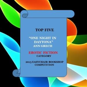 Top Five Award Erotic Fiction 5
